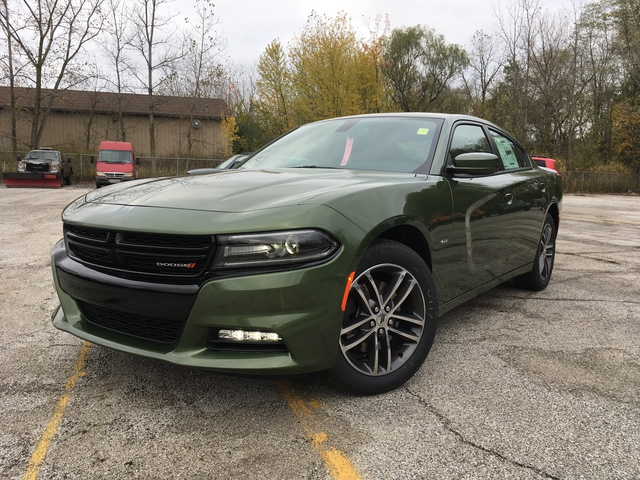 New 2018 Dodge Charger Gt Plus