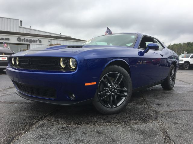 New 2019 Dodge Challenger Sxt Coupe In Valparaiso 9521200