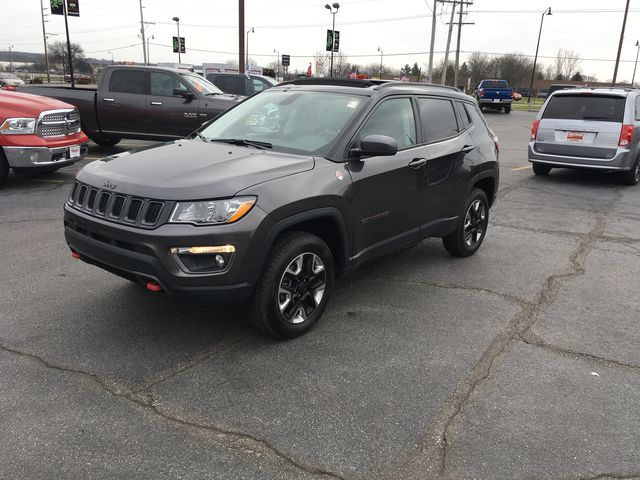 Certified Pre-Owned 2018 Jeep Compass Trailhawk